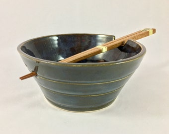 Rice Bowl with Chopsticks, Rice Bowls