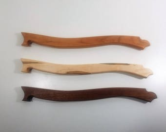 Custom Hand Made Wood Oven Push/Pull, Personalized Oven Stick, Custom Wood Oven Rack Puller, Kitchen Accessory, Gift for anyone