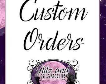 Custom htv iron on design