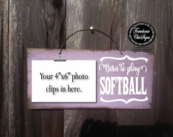 born to play softball, softball gift, softball team gift, softball player, gift softball, softball girl, softball player sign, softball, 269