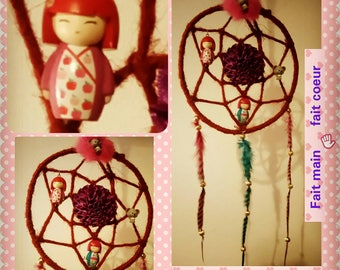 Dream catcher feathers Kimmi