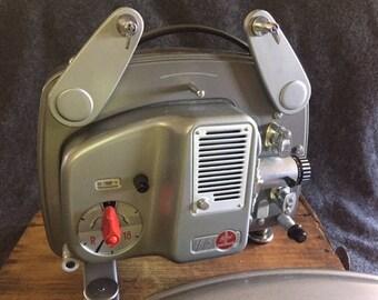Reserved Bolex Paillard 18-5 8mm projector -- Mint