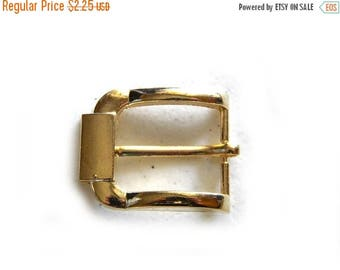 HALF PRICE 2 Gold Finished Buckle