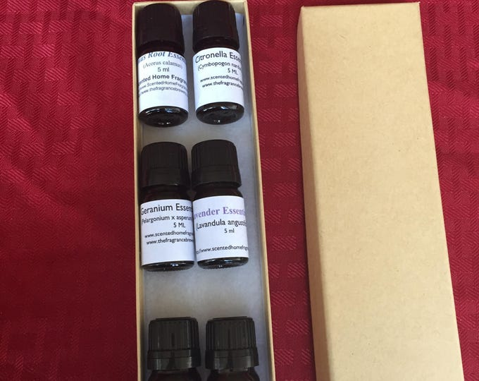 Aromatherapy Gift Set, Essential Oil Kit, Essential Oil Set, Essential Oil Gift, Buy Essential Oil Kits, Organic Essential Oils Set,