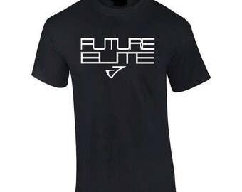 Future Elite Kids Black Tshirt