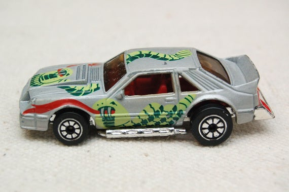 Kenner Fast 111s Ford Mustang King Cobra 50 Utah