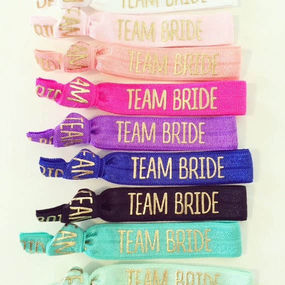 shop bachelorette party team bride