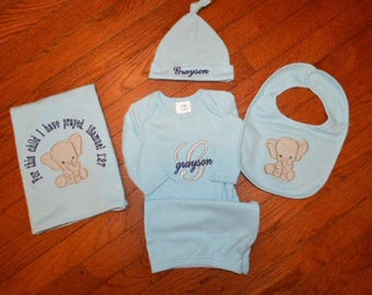 Babys coming home outfit
