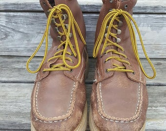 Vintage Guide Gear Boots Mens 13 Extra Wide