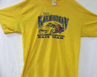 Brian Kauffman Dirt Track Racing Shirt
