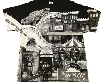 Vintage San Diego Mission Bay Shirt