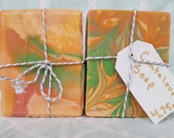 Soap - Cantaloupe 4.5oz