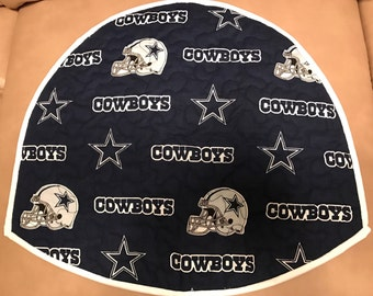 Steering Wheel Protective Cover - Dallas Cowboys
