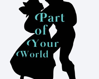 Part of your world Etsy