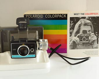 Polaroid Colorpack II Land Camera