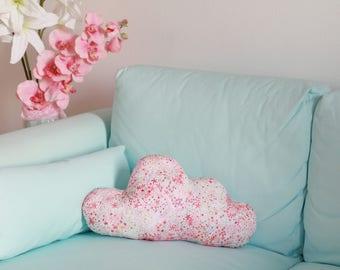 Liberty Rose 40x23cm cloud pillow