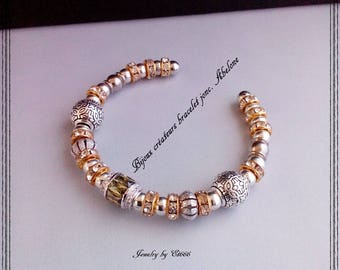 Jewelry designers bracelet rush. Abelone