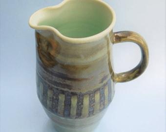 The Monastery Rye  - Cinque Ports Pottery Ltd JugX