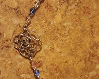 """Beaded """"Flower"""" Bracelet"""