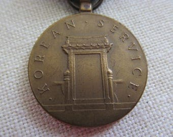Korean Service Medal