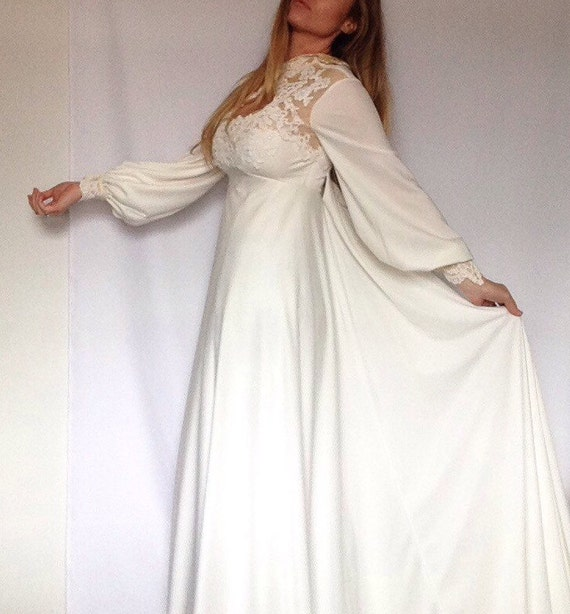 Vintage Wedding Dresses Nyc: Items Similar To Vintage New York Bianchi 1960's Wedding