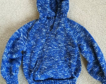 Custom Variegated Child's Wallaby Sweater