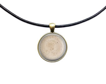 Coffee pendant Mug necklace Cup jewelry
