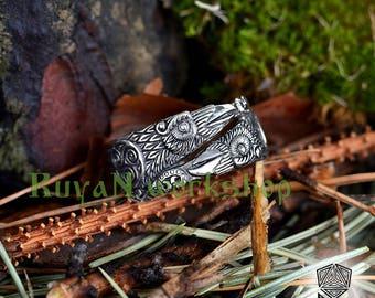 Celtic wedding rings | Etsy