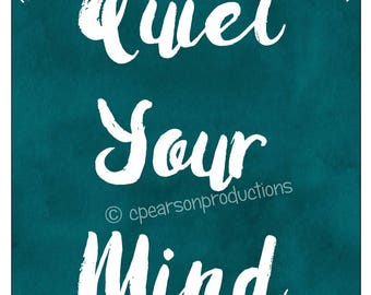 Zac brown band quiet your mind lyrics