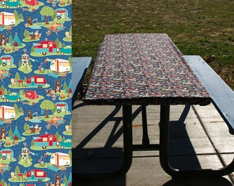 picnic table cloth u2022 elastic table cover u2022 fitted tablecloth u2022 folding table cover u2022 party