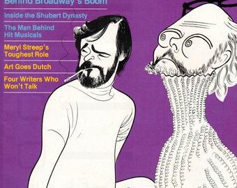 HORIZON: A Magazine of the Arts ~ 1981/10 ~ Stephen Sondheim and Harold Prince