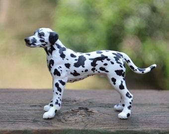 Dalmatian Dog for use in a Fairy Garden