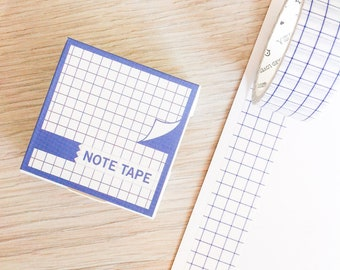 Cute washi tape - note tape #7 | Cute Stationery