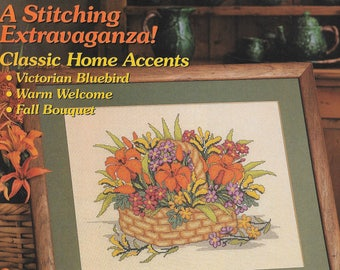 Cross Stitch Magazine, Victorian Bluebird, Wedding Sampler, Southern Belles, Silhouette Pillows, Simply Cross Stitch, Large Charts, Vintage