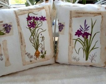 Pillowcase heralds of spring