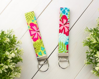 Key Fobs/Wristlets (Tropical Collection )