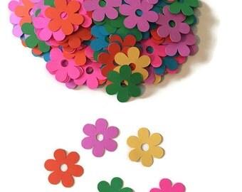 Trolls Birthday - Trolls Party Confetti - Flower Confetti - Colorful Confetti - Trolls Birthday Party - Poppy Troll Birthday - Trolls Movie