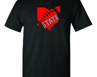 Ohio Football State t shirt, shirt, Ohio, Buckeyes.
