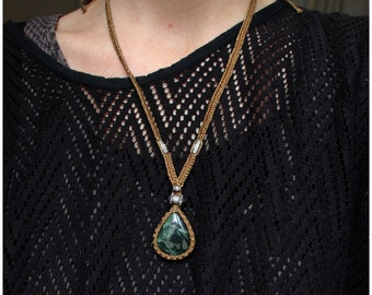 SALES !!!Jade Stone - Tribal - Boho - Gypsy - Ethnic - Gems - Travel - New Zealand -