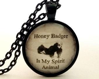 Honey Badger Etsy