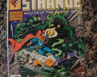 Doctor Strange Issue 35 Marvel Comics 1979
