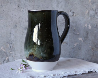 Pitcher, Carafe, Jar, Cruet, Vase, Vessel