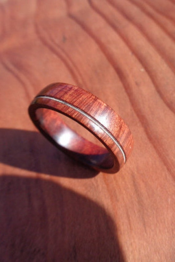 like this item - Mens Wooden Wedding Rings
