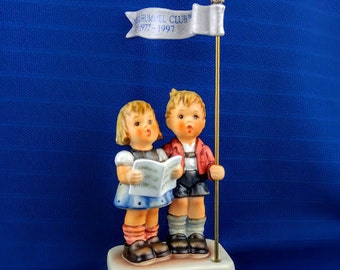 Celebrate With Song Hummel Figurine