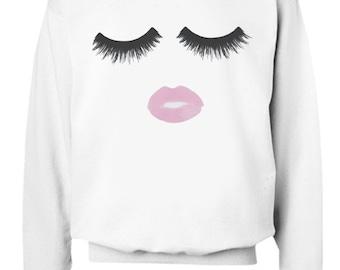 Kiss Kiss Sweatshirt