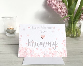 Mothers Day Card, Mothers Day Card for Mummy, Mummy's Mothers Day Card, Mummy's Card, Mothers Day, Mum Card, Card for Mum, Mum's Cards, Mum