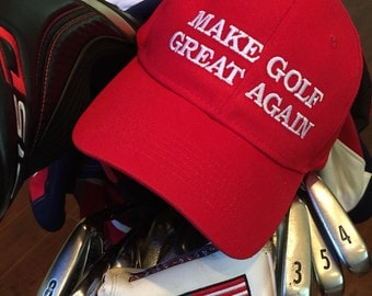 Make Golf Great Again Hat