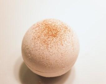 Coffee House Bath Bomb - Fizzy - Handmade - handcrafted.