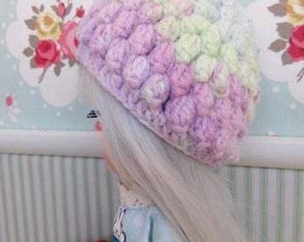 Middie Blythe, Middie multicolored wool Cap Hat