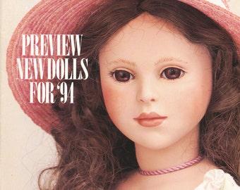 Doll Reader Magazine April 1994